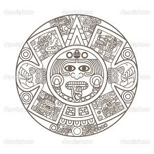 Small Picture Awesome Aztec Coloring Pages 17 For Your Coloring Books with Aztec