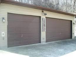new garage door cost cost to install garage door installing new garage door opener interesting repair