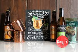 day 3 moscow mule gift set