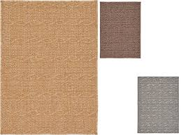 details about modern outdoor thin area rug contemporary plain large small carpet