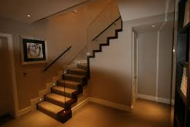 led indoor stair lighting fixtures cocolabor photo on stunning staircase wall lighting fixtures stairway light cool