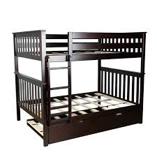 wood bunk bed solid wood bunk bed with trundle bed wooden bunk bed ladders uk