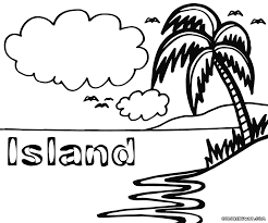 Small Picture Island Coloring Pages And Coloring Page itgodme