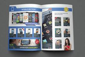 katalog design templates 10 elegant electronics catalog templates for free psd ai download _