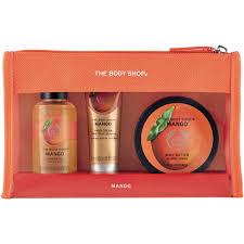the body mango gift bag 4 69 oz