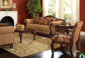 Wooden Sofa Sets For Living Room Traditional Wooden Sofa Designs Zampco