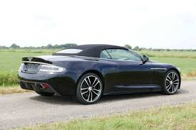 2011 Aston Martin Dbs Volante For Sale At Auction