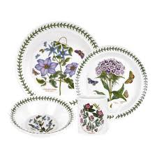 portmeirion botanic garden 32 piece set made in england portmeirion uk