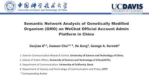 pdf semantic network ysis of gmo