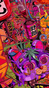 Trippy Aesthetic Wallpapers - Wallpaper ...