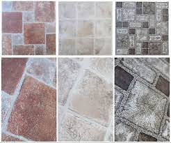 vinyl floor tiles stone effect mosaic brick slate tile self adhesive easy to fit