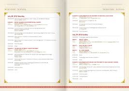 How To Create An Event Program Booklet Sample Of Programs For Events Magdalene Project Org