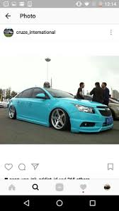 322 best Chevy Cruze images on Pinterest | Chevy, Chevrolet cruze ...