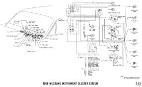 1968 mustang wiring diagrams and vacuum schematics average joe 67 mustang turn signal wiring diagram at 67 Mustang Wiring Diagram