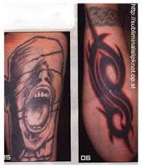 Petrushky Koutek Tetování