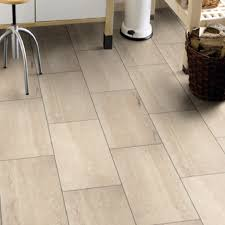 Homebase Kitchen Flooring Laminate Tile Effect Flooring For Kitchen Versatile And Elegant