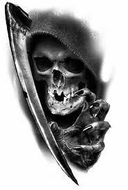 Пин от пользователя Sheree Morton на доске череп | Татуировки, Смерть  татуировки, Рисунки черепов