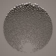 digital artist giuseppe randazzo creates elaborate arrays of 3d printed stones arttuesday adafruit industries makers hackers artists designers and  on 3d printer wall art with digital artist giuseppe randazzo creates elaborate arrays of 3d