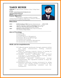 Example Of A Resume For A Job Cv Job Application Example Job Resume Template Pdf Example Of A 28