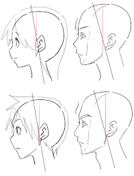 顔の描き方これから絵を描き始める人へ その4 萌えイラストを描き
