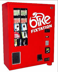 Outdoor Vending Machine Amazing Bike Fixtation Offers Wallmounting Vending Machine For Bike