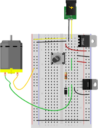 Lab Using A Transistor To Control A High Current Load Itp