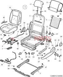 saab 9 3 seat diagram wiring diagram go
