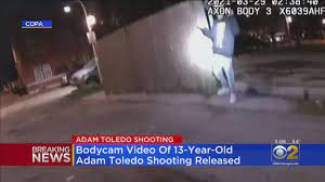 Bodycam Video Of Adam Toledo - YouTube
