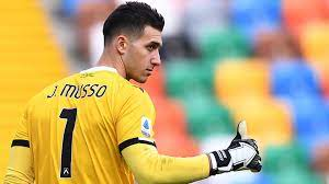 Musso a Goal: