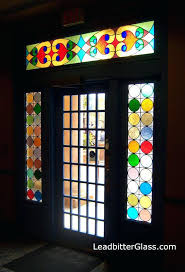 stained glass door contemporary stained glass door panels stained glass doors and windows stained glass door