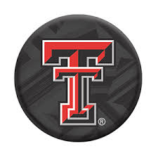Texas Tech Logo PopSockets Grip
