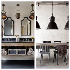 interior spot lighting. Left: Love The Use Of These Spot Lights In Bathroom. Right: Host Restaurant Denmark, A Great Interior That Fully Expresses Impact Lighting