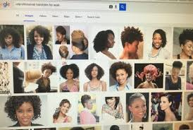 Unprofessional Hairstyles 71 Inspiration Google 'Unprofessional Hair' Black Women Pop Up Here's Why