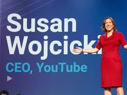 Image result for susan wojcicki