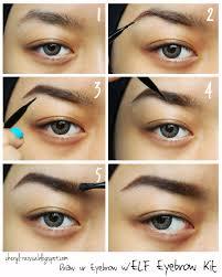 elf eyebrow kit medium vs dark. rabu, 27 februari 2013 elf eyebrow kit medium vs dark