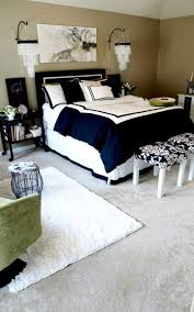 Navy Bedroom Navy And White Bedroom Ideas
