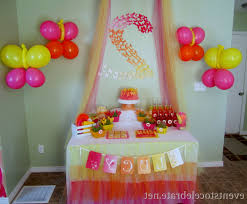 Small Picture Beautiful Simple Birthday Party Decoration Ideas At Home 8