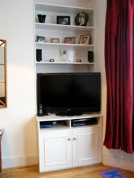 tv cabinet with dvd and sky box section and book shelves herne hill se24