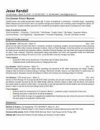 Sample Resume Of Civil Engineering Fresher 1080 Player