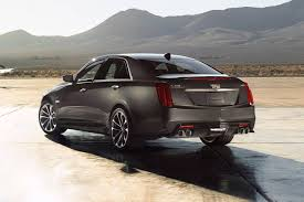 2016 Cadillac CTS-V Pricing - For Sale | Edmunds