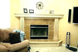 installing a wood burning fireplace insert cost to install gas fireplace installing a gas fireplace on