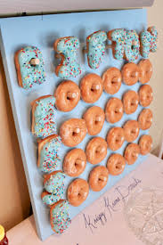 diy how to make a donut wall