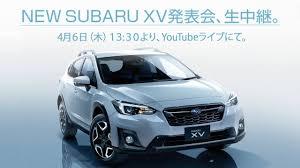 2018 subaru xv colors. simple colors 2018 subaru xv launched in japan with 16liter 115 hp engine to subaru xv colors n