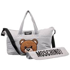 Childrens Designer Bags Moschino Baby Baby Changing Bag 47cm Shop From An