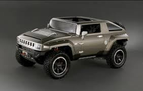 GMC May Get An SUV That Looks Like A Hummer To Rival Jeep Wrangler ...