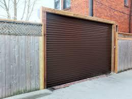 rollup garage doorRoll Up Garage Doors  Canadian Shade