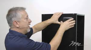 Home Theater Cabinet Fan Cab Cool Cabinet Cooler Installation Youtube