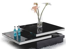 20 inimitable styles of swiveling glass coffee table home design throughout swivel inspirations 3