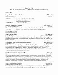Sample Resume For Sales Marketing Manager In A Hotel Valid Hotel
