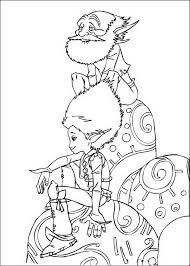 Coloring Page Arthur And The Minimoys Arthur And The Minimoys